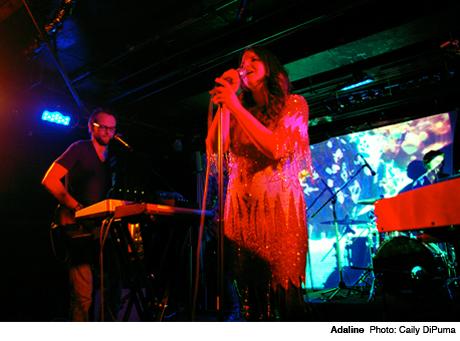 Adaline / In Medias Res / Rococode Biltmore, Vancouver BC November 5