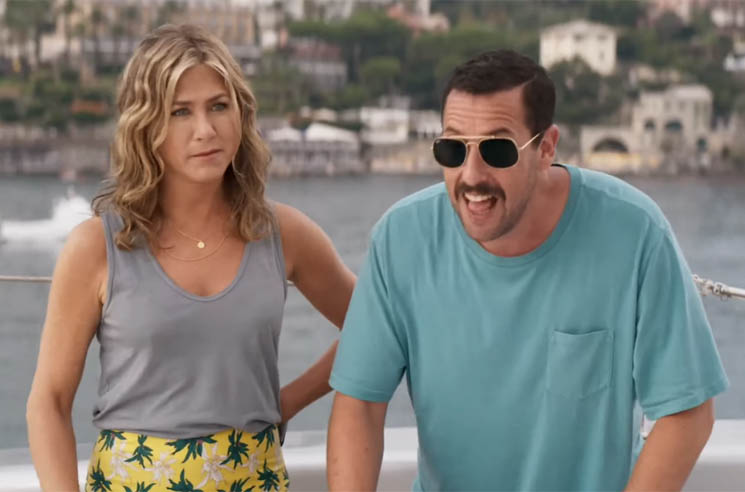 ​Watch the Trailer for Adam Sandler and Jennifer Aniston's Netflix Film 'Murder Mystery'