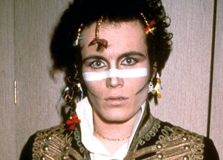Klaxons' Jamie Reynolds Working on Adam Ant Documentary