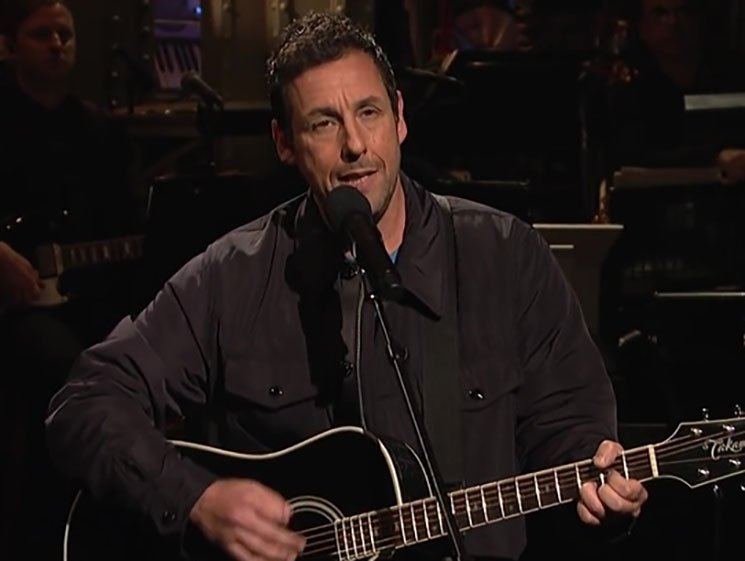 Saturday Night Live: Adam Sandler & Shawn Mendes May 4, 2019
