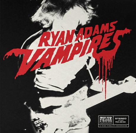 Ryan Adams Announces Halloween-Themed  'Vampires' 7-Inch