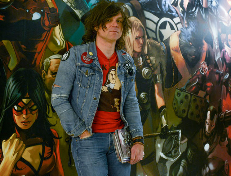 Ryan Adams to Release His Own Comic Books with Accompanying Soundtracks