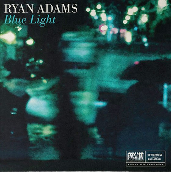Ryan Adams Announces 'Blue Light' 7-Inch