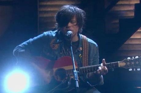 "Ryan Adams ""Shining Through the Dark"" (live on 'Conan')"