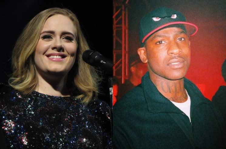 Adele and Skepta Are Rumoured to Be Dating and Twitter Is Obsessed