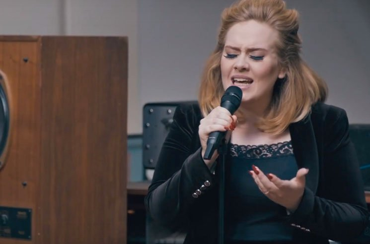 "Adele ""When We Were Young"" (performance video)"