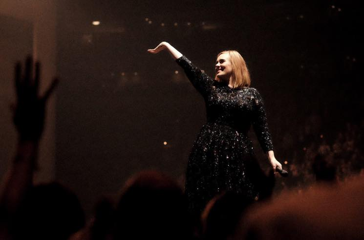 "​Adele Says She Doesn't Know ""If I Will Ever Tour Again"""