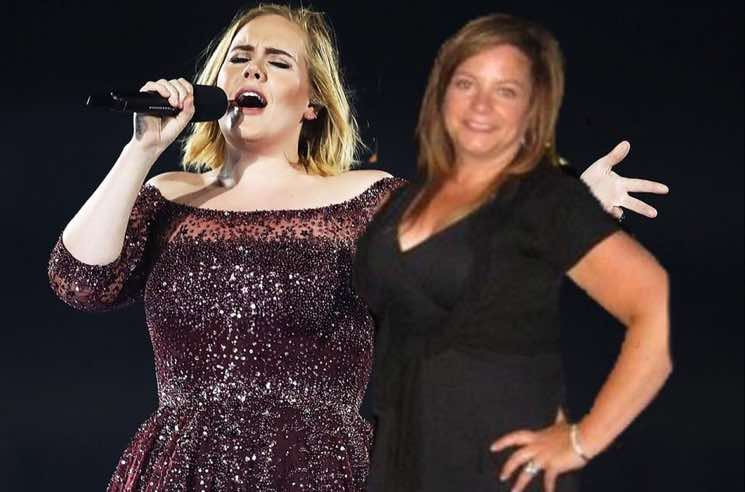 ​Newfoundland Woman Just Wants to Meet Adele for a Cup of Tea After Third Cancelled Show