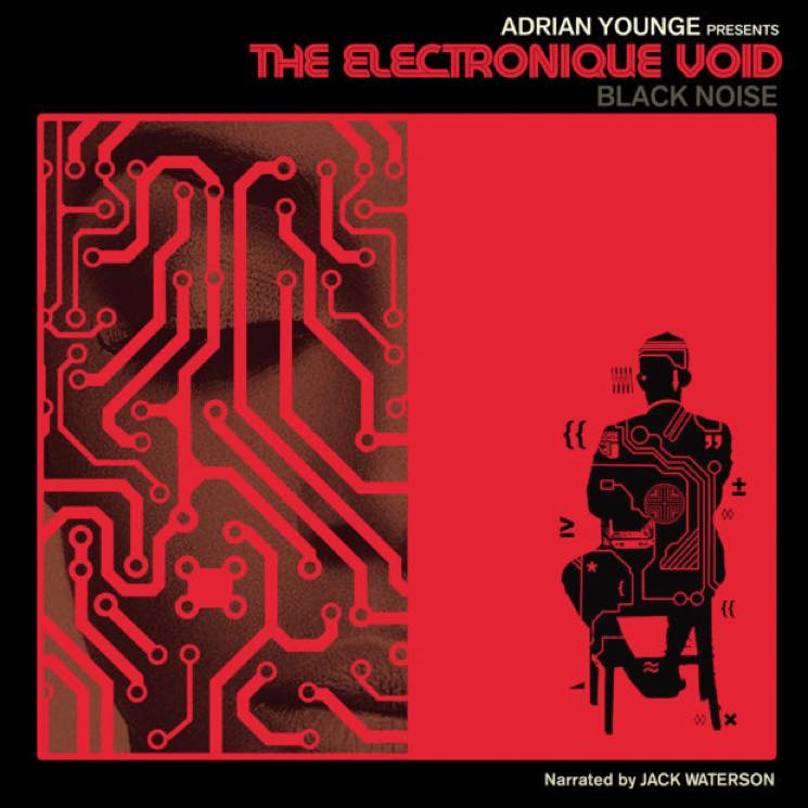 Adrian Younge The Electronique Void