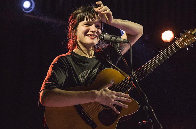 Adrianne Lenker Longboat Hall, Toronto ON, February 18