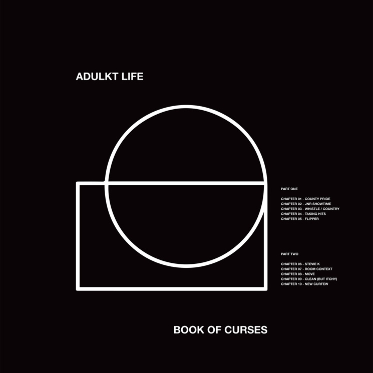 Adulkt Life's 'Book of Curses' Is the Punk Juggernaut Huggy Bear Fans Have Been Waiting For