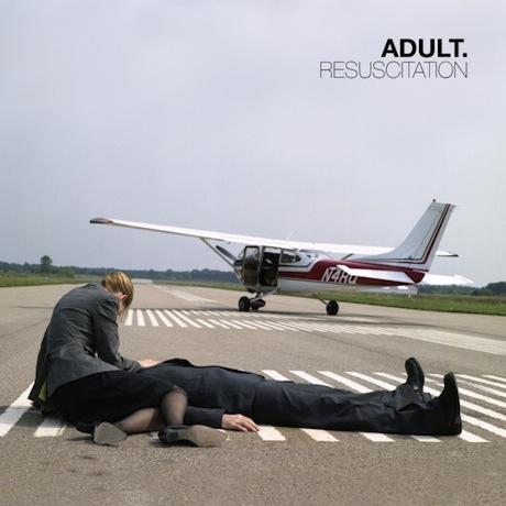 Adult. Reissue 'Resuscitation,' Prep Covers 7-inch