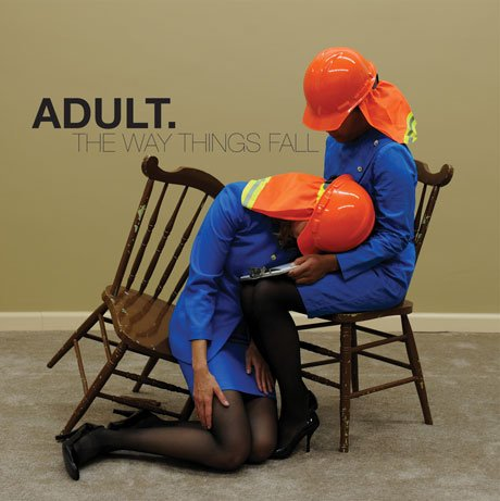 Adult. Announce 'The Way Things Fall'