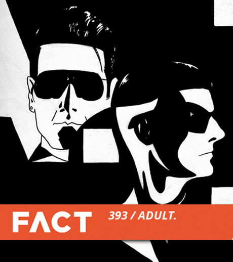 Adult. 'FACT mix 393'