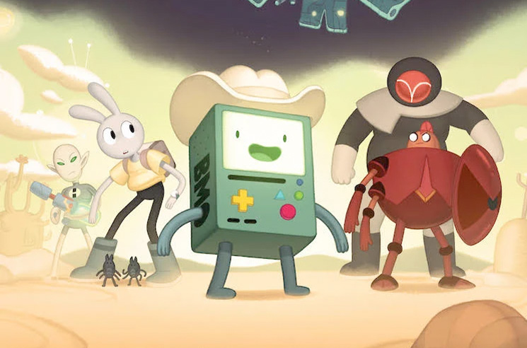 Here's the Poster and Release Date for the New 'Adventure Time' Special