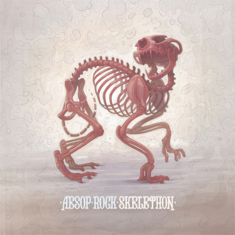 Aesop Rock Announces 'Skelethon' LP