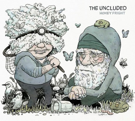 Aesop Rock and Kimya Dawson Announce LP as the Uncluded