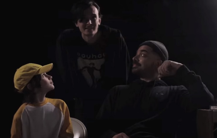 "Aesop Rock ""Blood Sandwich"" (video)"