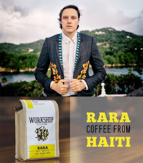 Arcade Fire's Win Butler Announces His Own Specialty Coffee