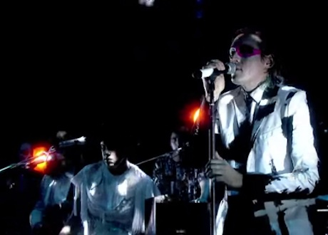 "Arcade Fire ""Afterlife"" (live on 'Graham Norton')"