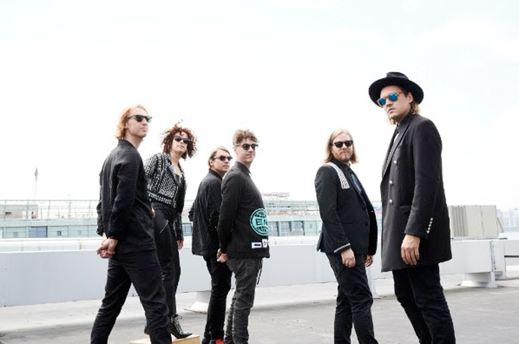 Arcade Fire Release 45-Minute Instrumental 'Memories of the Age of Anxiety'