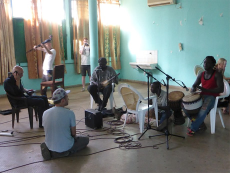Damon Albarn Details Africa Express Album 'Maison Des Jeunes'