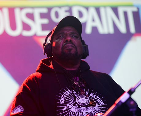 House of PainT UrbanArtFest featuring Afrika Bambaataa, Big Daddy Kane, Zaki Ibrahim George Dunbar Bridge, Ottawa ON, September 13