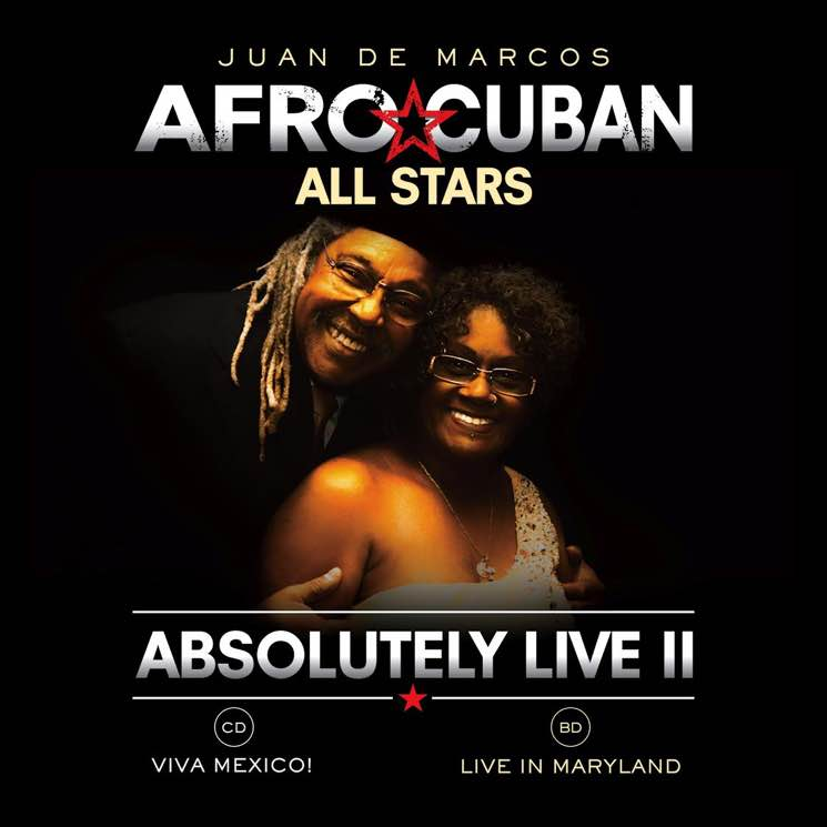 Afro-Cuban All Stars Absolutely Live II (Viva Mexico!)