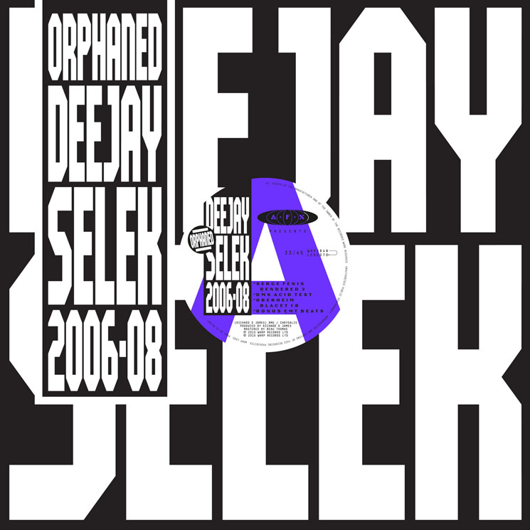 Aphex Twin Revives AFX for 'Orphaned Deejay Selek (2006-2008)'