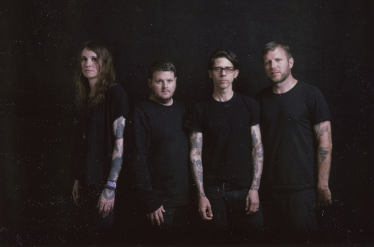 Against Me! to Play Toronto on Fall North American Tour