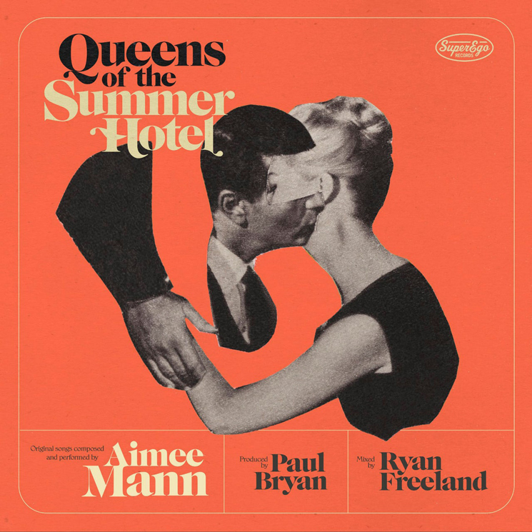 Aimee Mann Details New Album 'Queens of the Summer Hotel'