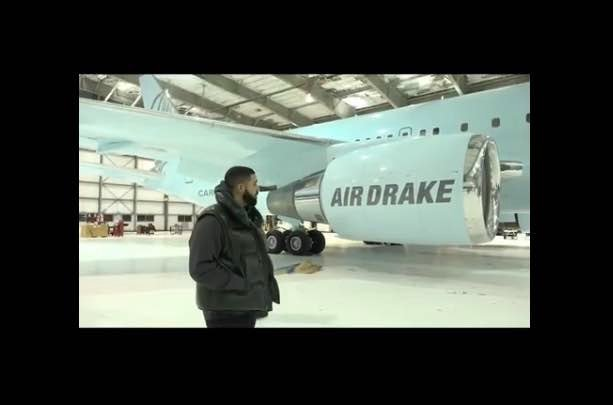 Drake Is Lending His Private Jet to the Sacramento Kings to Fly to India