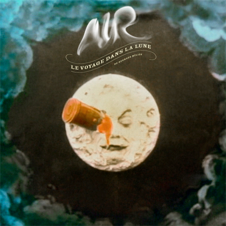 Air Return with 'Le Voyage Dans La Lune' LP
