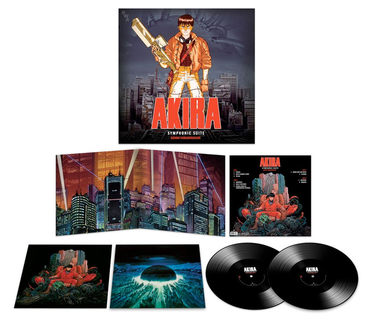 'Akira' Soundtrack Treated to First Official Vinyl Release in Nearly 30 Years