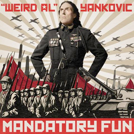 """Weird Al"" Yankovic Details 'Mandatory Fun'"