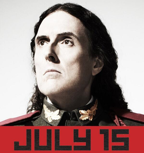 """Weird Al"" Yankovic Enforces 'Mandatory Fun' with New Album"