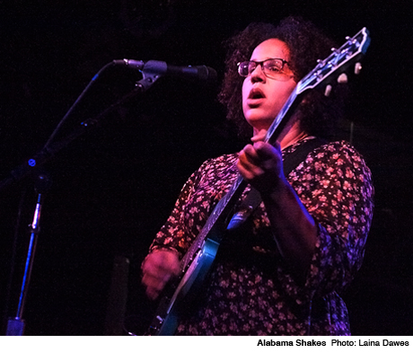 Alabama Shakes / Lee Bains the III & the Glory Fires Lee's Palace / Toronto, ON April 17