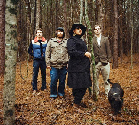 Alabama Shakes Talk 'Boys & Girls'