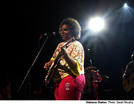 Alabama Shakes This Tent, Manchester TN June 7