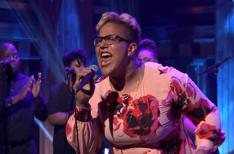 "Alabama Shakes ""Over My Head"" (live on 'Fallon')"