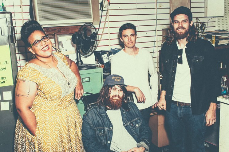 Alabama Shakes Drummer Arrested for Child Abuse