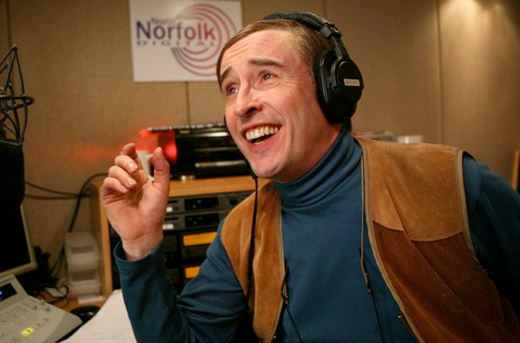 Alan Partridge Is Getting His Own Podcast