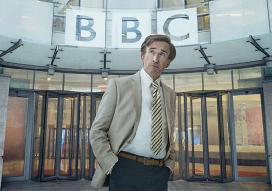 Alan Partridge Returns with New BBC Series