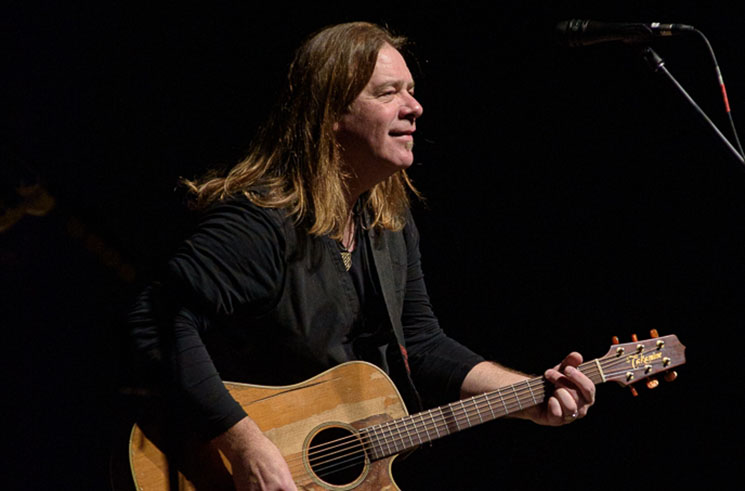​Alan Doyle / Kelly Prescott Queen Elizabeth Theatre, Vancouver BC, March 8