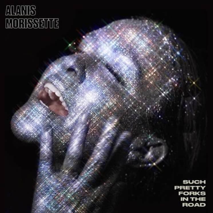 Alanis Morissette Shares New Song 'Smiling'