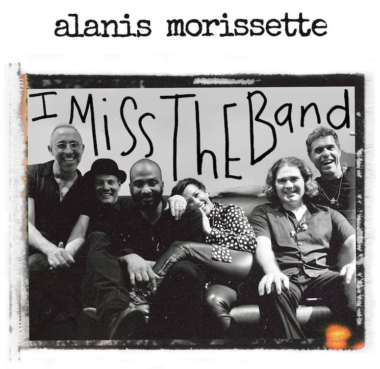 Alanis Morissette Shares Ode to the Road with New Single 'I Miss the Band'