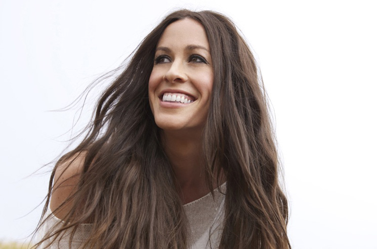 Alanis Morissette Readies 'Jagged Little Pill' Anniversary Reissue