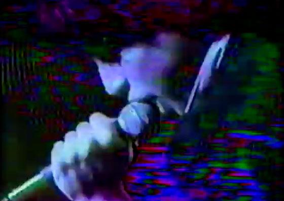 Alan Vega 'DTM' (video)