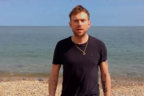 "Damon Albarn ""Heavy Seas of Love"" (ft. Brian Eno) (video)"
