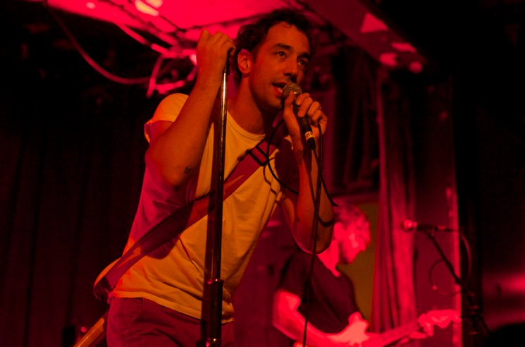 Albert Hammond Jr. La Sala Rossa, Montreal QC, September 19